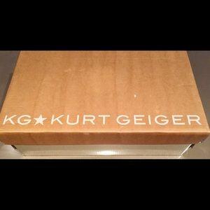 Shoes - KURT GEIGER - CORSAGE BLOCK HEELS